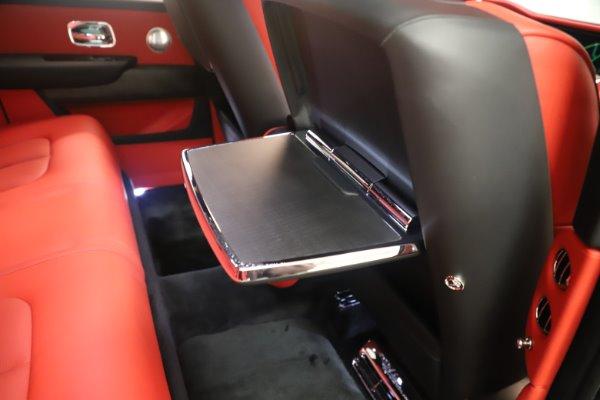 New 2020 Rolls-Royce Cullinan for sale Sold at Rolls-Royce Motor Cars Greenwich in Greenwich CT 06830 21