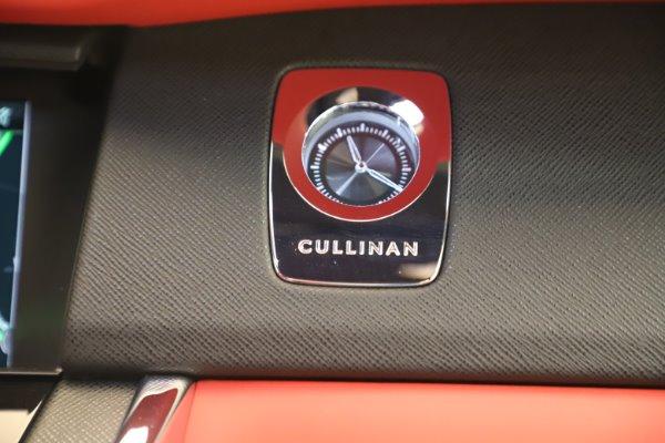 New 2020 Rolls-Royce Cullinan for sale Sold at Rolls-Royce Motor Cars Greenwich in Greenwich CT 06830 23