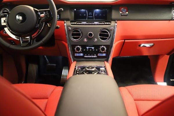 New 2020 Rolls-Royce Cullinan for sale Sold at Rolls-Royce Motor Cars Greenwich in Greenwich CT 06830 24