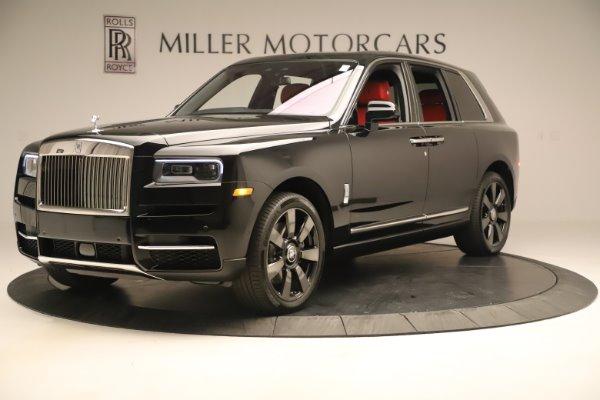 New 2020 Rolls-Royce Cullinan for sale Sold at Rolls-Royce Motor Cars Greenwich in Greenwich CT 06830 3