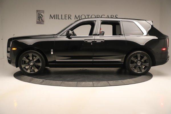 New 2020 Rolls-Royce Cullinan for sale Sold at Rolls-Royce Motor Cars Greenwich in Greenwich CT 06830 4