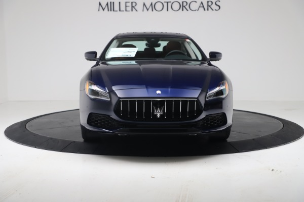 New 2019 Maserati Quattroporte S Q4 for sale Sold at Rolls-Royce Motor Cars Greenwich in Greenwich CT 06830 12