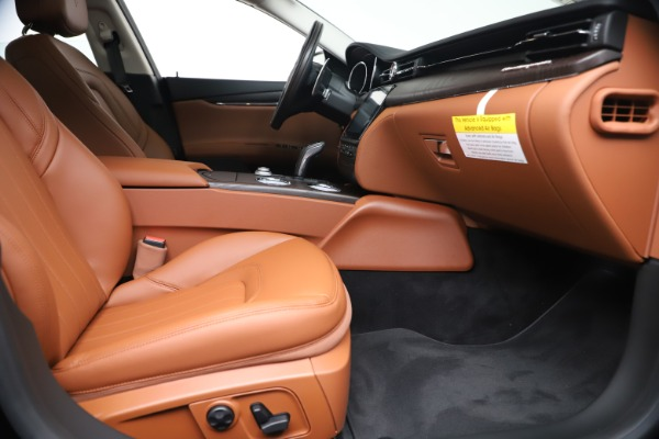 New 2019 Maserati Quattroporte S Q4 for sale Sold at Rolls-Royce Motor Cars Greenwich in Greenwich CT 06830 23