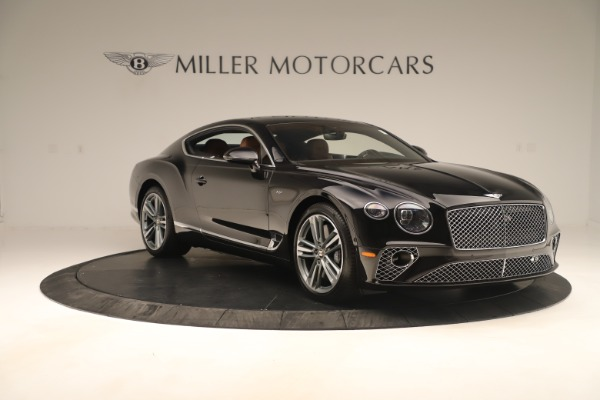 New 2020 Bentley Continental GT V8 for sale Sold at Rolls-Royce Motor Cars Greenwich in Greenwich CT 06830 11