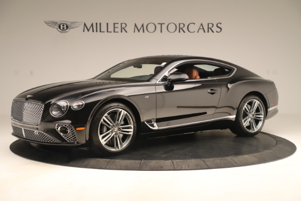 New 2020 Bentley Continental GT V8 for sale Sold at Rolls-Royce Motor Cars Greenwich in Greenwich CT 06830 2