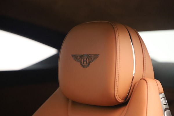 New 2020 Bentley Continental GT V8 for sale Sold at Rolls-Royce Motor Cars Greenwich in Greenwich CT 06830 20