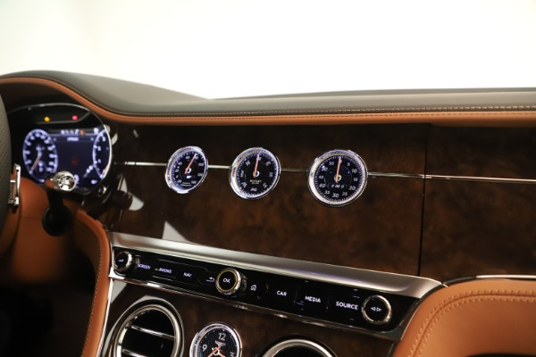 New 2020 Bentley Continental GT V8 for sale Sold at Rolls-Royce Motor Cars Greenwich in Greenwich CT 06830 22