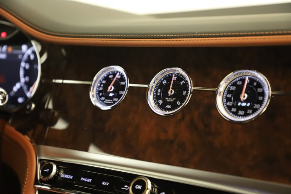 New 2020 Bentley Continental GT V8 for sale Sold at Rolls-Royce Motor Cars Greenwich in Greenwich CT 06830 26