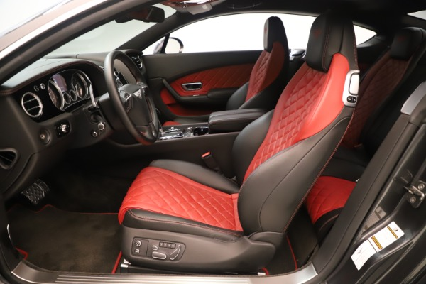 Used 2016 Bentley Continental GT V8 S for sale Sold at Rolls-Royce Motor Cars Greenwich in Greenwich CT 06830 21