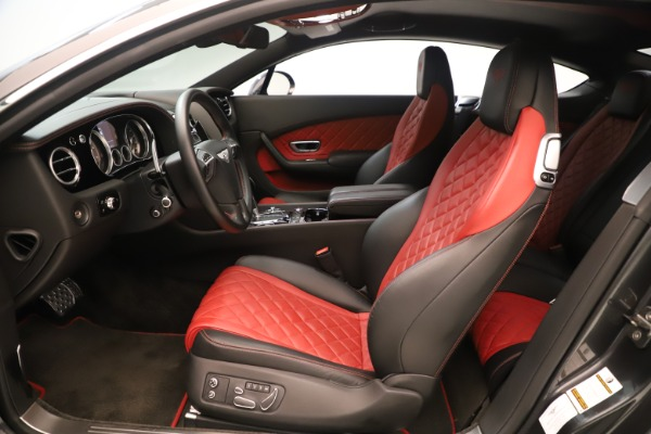 Used 2016 Bentley Continental GT V8 S for sale Sold at Rolls-Royce Motor Cars Greenwich in Greenwich CT 06830 22