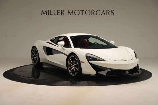 New 2020 McLaren 570S Coupe for sale $215,600 at Rolls-Royce Motor Cars Greenwich in Greenwich CT 06830 10