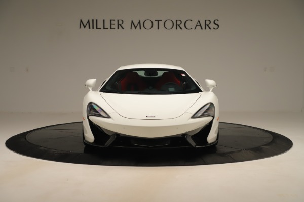 New 2020 McLaren 570S Coupe for sale $215,600 at Rolls-Royce Motor Cars Greenwich in Greenwich CT 06830 11