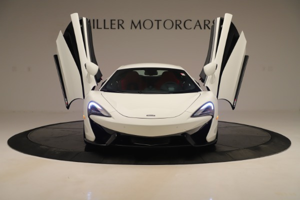 New 2020 McLaren 570S Coupe for sale $215,600 at Rolls-Royce Motor Cars Greenwich in Greenwich CT 06830 12
