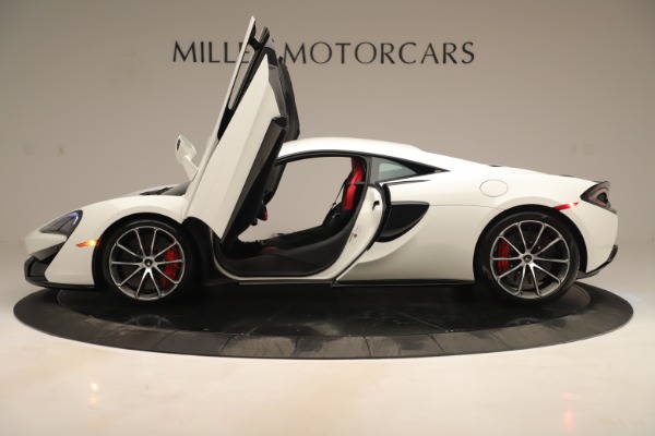 New 2020 McLaren 570S Coupe for sale $215,600 at Rolls-Royce Motor Cars Greenwich in Greenwich CT 06830 14
