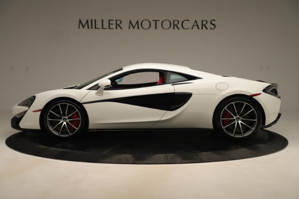 New 2020 McLaren 570S Coupe for sale $215,600 at Rolls-Royce Motor Cars Greenwich in Greenwich CT 06830 2
