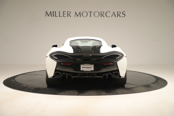 New 2020 McLaren 570S Coupe for sale $215,600 at Rolls-Royce Motor Cars Greenwich in Greenwich CT 06830 5