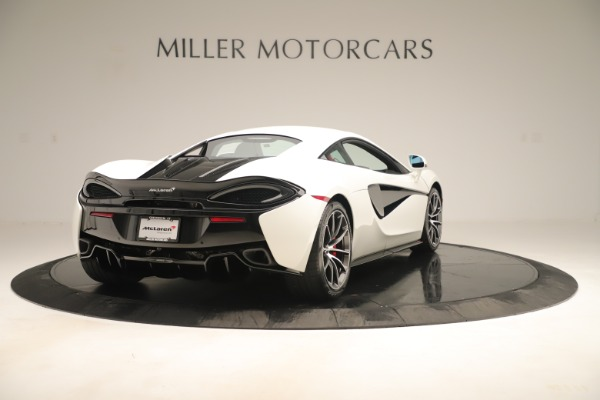 New 2020 McLaren 570S Coupe for sale $215,600 at Rolls-Royce Motor Cars Greenwich in Greenwich CT 06830 6