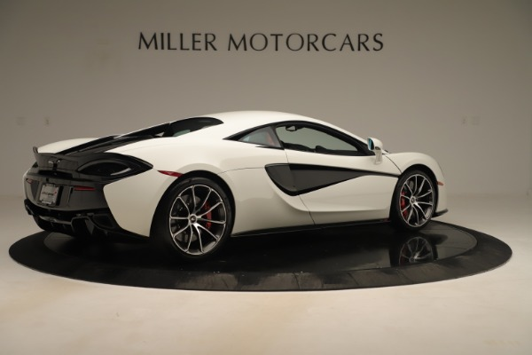 New 2020 McLaren 570S Coupe for sale $215,600 at Rolls-Royce Motor Cars Greenwich in Greenwich CT 06830 7