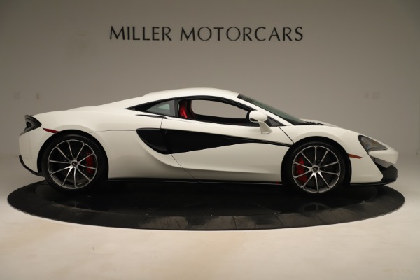 New 2020 McLaren 570S Coupe for sale $215,600 at Rolls-Royce Motor Cars Greenwich in Greenwich CT 06830 8