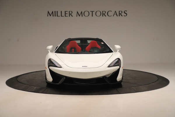 New 2020 McLaren 570S Convertible for sale Sold at Rolls-Royce Motor Cars Greenwich in Greenwich CT 06830 11