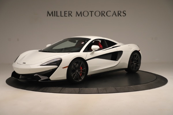New 2020 McLaren 570S Convertible for sale Sold at Rolls-Royce Motor Cars Greenwich in Greenwich CT 06830 14