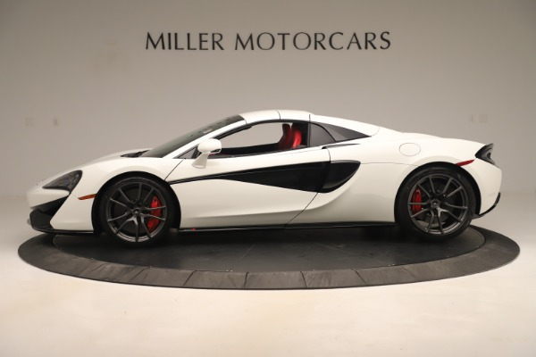 New 2020 McLaren 570S Convertible for sale Sold at Rolls-Royce Motor Cars Greenwich in Greenwich CT 06830 15