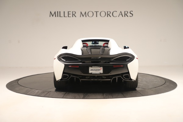 New 2020 McLaren 570S Convertible for sale Sold at Rolls-Royce Motor Cars Greenwich in Greenwich CT 06830 17