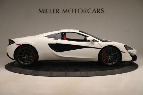 New 2020 McLaren 570S Convertible for sale Sold at Rolls-Royce Motor Cars Greenwich in Greenwich CT 06830 19