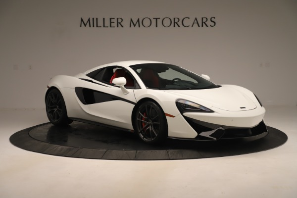 New 2020 McLaren 570S Convertible for sale Sold at Rolls-Royce Motor Cars Greenwich in Greenwich CT 06830 20