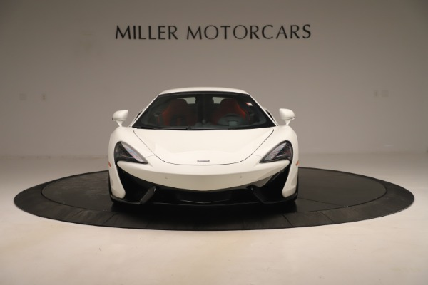 New 2020 McLaren 570S Convertible for sale Sold at Rolls-Royce Motor Cars Greenwich in Greenwich CT 06830 21
