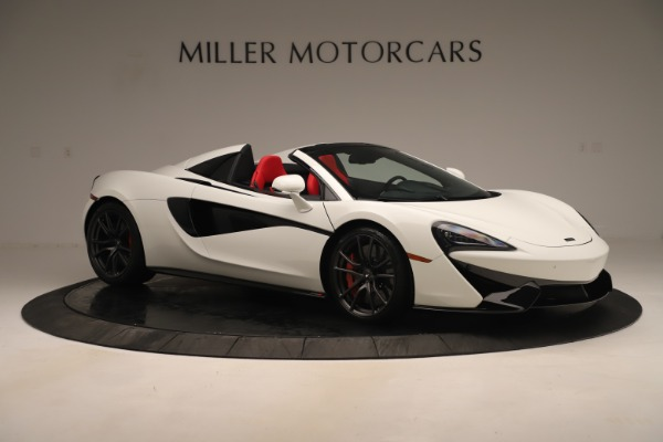 New 2020 McLaren 570S Convertible for sale Sold at Rolls-Royce Motor Cars Greenwich in Greenwich CT 06830 9