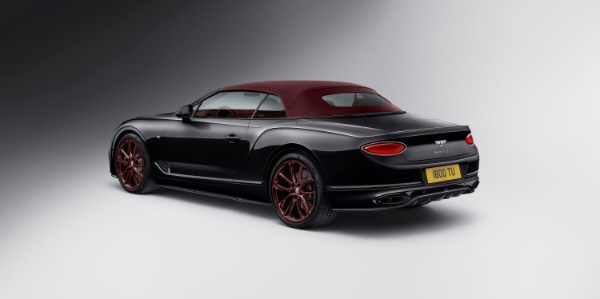 New 2020 Bentley Continental GTC W12 Number 1 Edition by Mulliner for sale Sold at Rolls-Royce Motor Cars Greenwich in Greenwich CT 06830 2