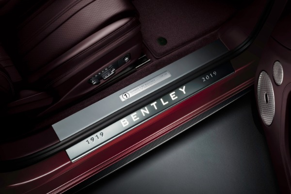 New 2020 Bentley Continental GTC W12 Number 1 Edition by Mulliner for sale Sold at Rolls-Royce Motor Cars Greenwich in Greenwich CT 06830 6