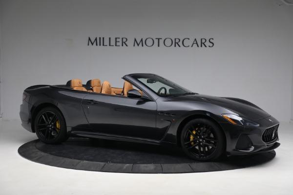 New 2019 Maserati GranTurismo MC Convertible for sale $178,745 at Rolls-Royce Motor Cars Greenwich in Greenwich CT 06830 10