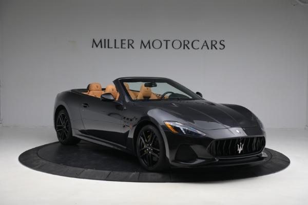 New 2019 Maserati GranTurismo MC Convertible for sale $178,745 at Rolls-Royce Motor Cars Greenwich in Greenwich CT 06830 11