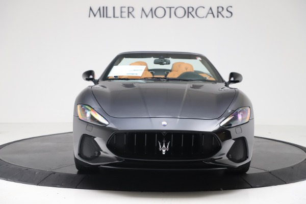 New 2019 Maserati GranTurismo MC Convertible for sale $178,745 at Rolls-Royce Motor Cars Greenwich in Greenwich CT 06830 12