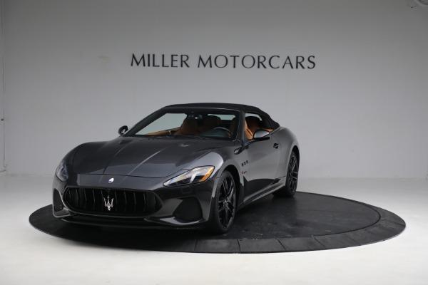 New 2019 Maserati GranTurismo MC Convertible for sale $178,745 at Rolls-Royce Motor Cars Greenwich in Greenwich CT 06830 13