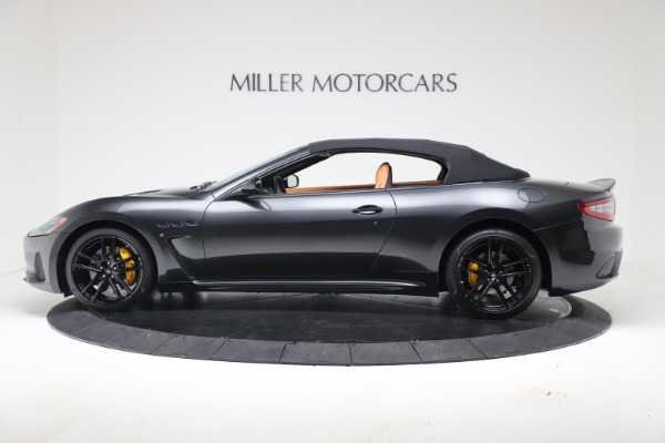 New 2019 Maserati GranTurismo MC Convertible for sale $178,745 at Rolls-Royce Motor Cars Greenwich in Greenwich CT 06830 14