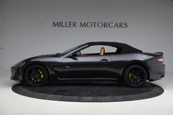 New 2019 Maserati GranTurismo MC Convertible for sale $178,745 at Rolls-Royce Motor Cars Greenwich in Greenwich CT 06830 15