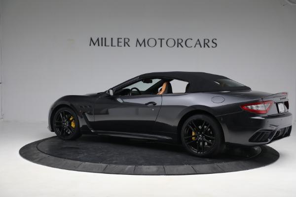 New 2019 Maserati GranTurismo MC Convertible for sale $178,745 at Rolls-Royce Motor Cars Greenwich in Greenwich CT 06830 16
