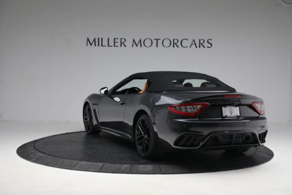New 2019 Maserati GranTurismo MC Convertible for sale $178,745 at Rolls-Royce Motor Cars Greenwich in Greenwich CT 06830 17