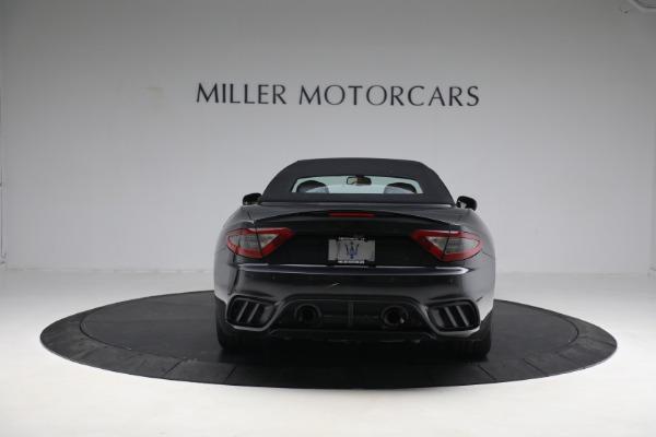New 2019 Maserati GranTurismo MC Convertible for sale $178,745 at Rolls-Royce Motor Cars Greenwich in Greenwich CT 06830 18