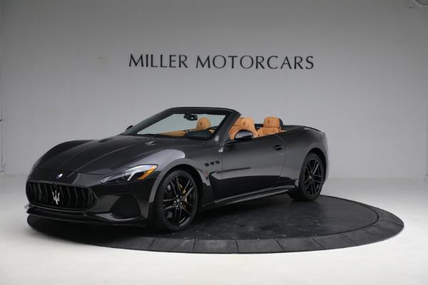 New 2019 Maserati GranTurismo MC Convertible for sale $178,745 at Rolls-Royce Motor Cars Greenwich in Greenwich CT 06830 2