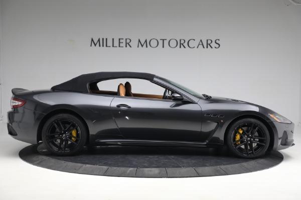 New 2019 Maserati GranTurismo MC Convertible for sale Sold at Rolls-Royce Motor Cars Greenwich in Greenwich CT 06830 21