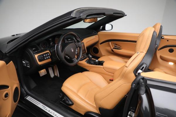 New 2019 Maserati GranTurismo MC Convertible for sale $178,745 at Rolls-Royce Motor Cars Greenwich in Greenwich CT 06830 25