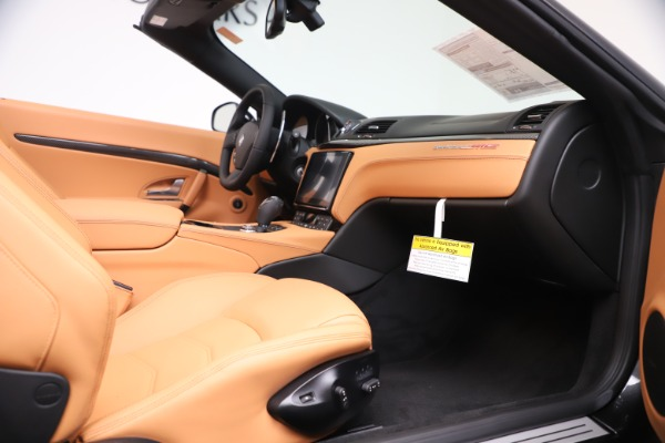New 2019 Maserati GranTurismo MC Convertible for sale Sold at Rolls-Royce Motor Cars Greenwich in Greenwich CT 06830 27