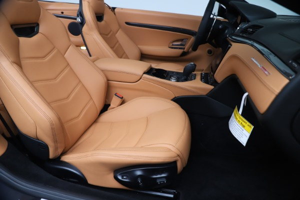 New 2019 Maserati GranTurismo MC Convertible for sale Sold at Rolls-Royce Motor Cars Greenwich in Greenwich CT 06830 28