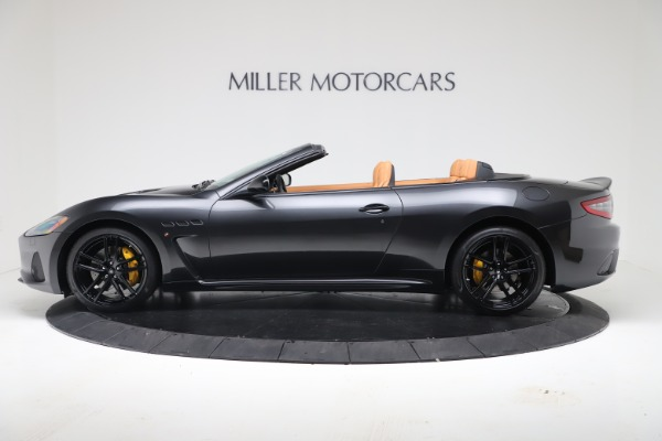 New 2019 Maserati GranTurismo MC Convertible for sale $178,745 at Rolls-Royce Motor Cars Greenwich in Greenwich CT 06830 3