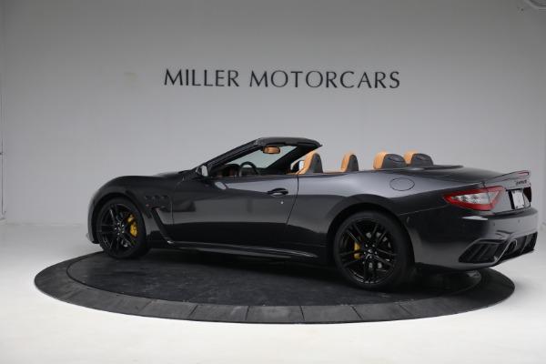 New 2019 Maserati GranTurismo MC Convertible for sale $178,745 at Rolls-Royce Motor Cars Greenwich in Greenwich CT 06830 4