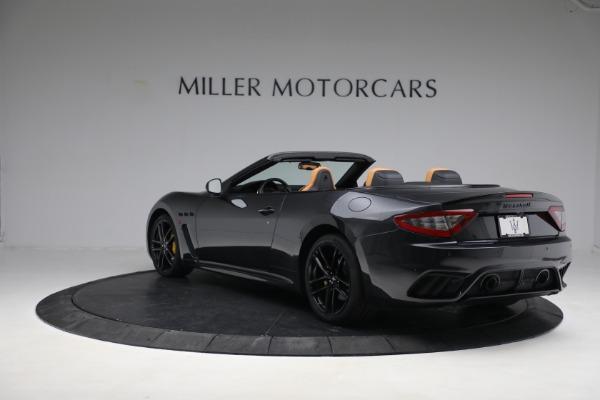 New 2019 Maserati GranTurismo MC Convertible for sale $178,745 at Rolls-Royce Motor Cars Greenwich in Greenwich CT 06830 5